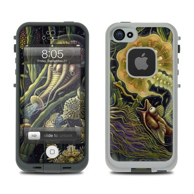 Lifeproof iPhone 5 Case Skin - Light Creatures