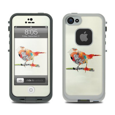 Lifeproof iPhone 5 Case Skin - Little Bird