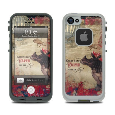Lifeproof iPhone 5 Case Skin - Leap Of Faith