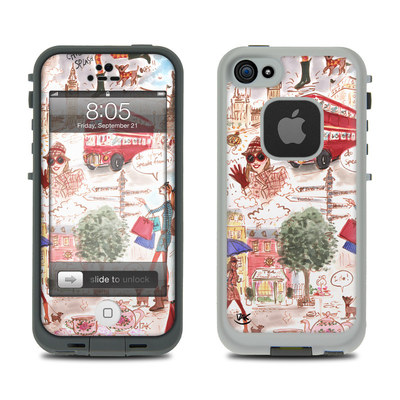 Lifeproof iPhone 5 Case Skin - London
