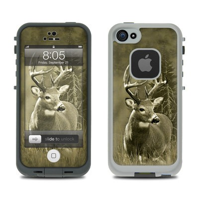 Lifeproof iPhone 5 Case Skin - Lone Buck