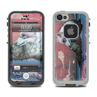 Lifeproof iPhone 5 Case Skin - Lone Wolf