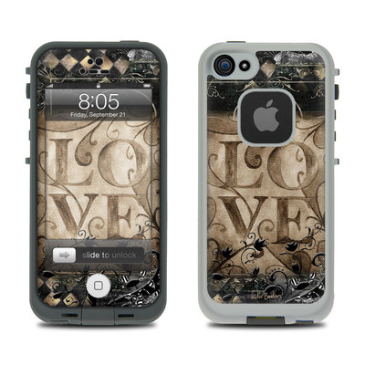 Lifeproof iPhone 5 Case Skin - Love's Embrace