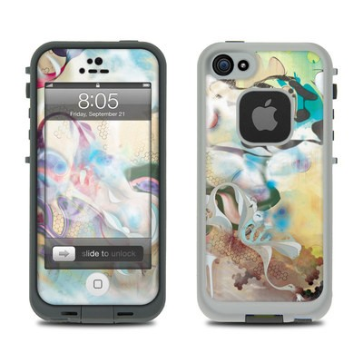 Lifeproof iPhone 5 Case Skin - Lucidigraff