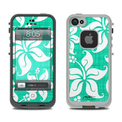 Lifeproof iPhone 5 Case Skin - Mea Aloha