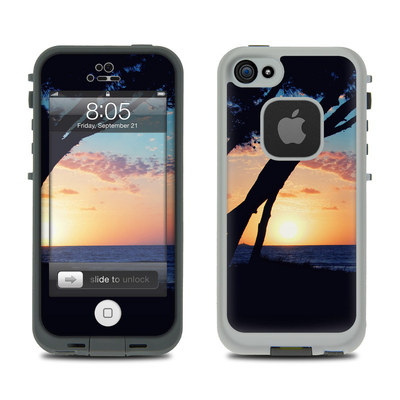 Lifeproof iPhone 5 Case Skin - Mallorca Sunrise