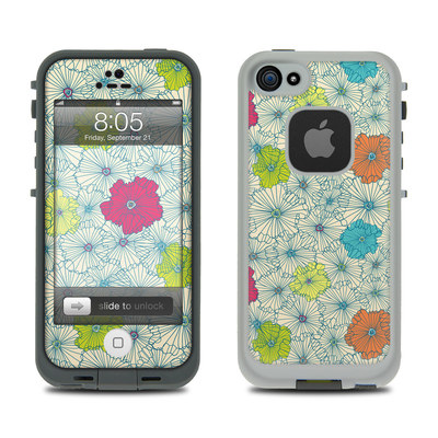 Lifeproof iPhone 5 Case Skin - May Flowers