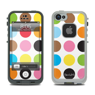 Lifeproof iPhone 5 Case Skin - Multidot