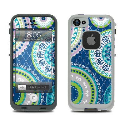 Lifeproof iPhone 5 Case Skin - Medallions