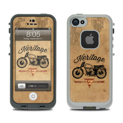 Lifeproof iPhone 5 Case Skin - MotoGP Heritage