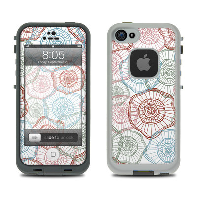 Lifeproof iPhone 5 Case Skin - Micro Flowers