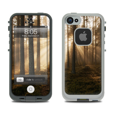 Lifeproof iPhone 5 Case Skin - Misty Trail