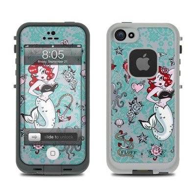 Lifeproof iPhone 5 Case Skin - Molly Mermaid