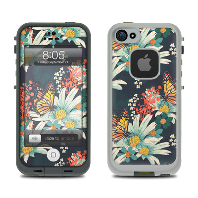 Lifeproof iPhone 5 Case Skin - Monarch Grove