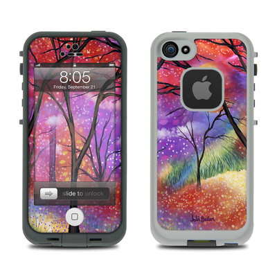 Lifeproof iPhone 5 Case Skin - Moon Meadow