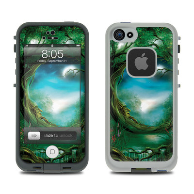 Lifeproof iPhone 5 Case Skin - Moon Tree