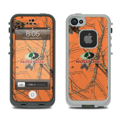 Lifeproof iPhone 5 Case Skin - Break-Up Lifestyles Autumn