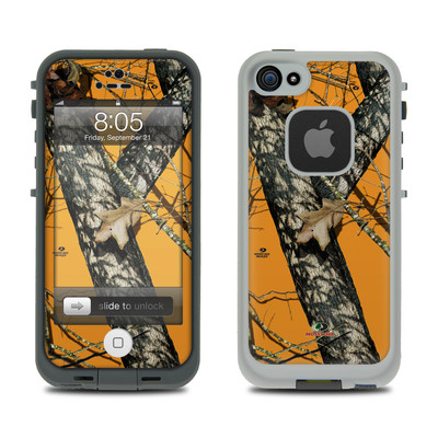 Lifeproof iPhone 5 Case Skin - Blaze