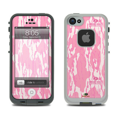 Lifeproof iPhone 5 Case Skin - New Bottomland Pink