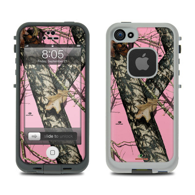 Lifeproof iPhone 5 Case Skin - Break-Up Pink