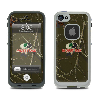 Lifeproof iPhone 5 Case Skin - Break-Up Lifestyles Dirt