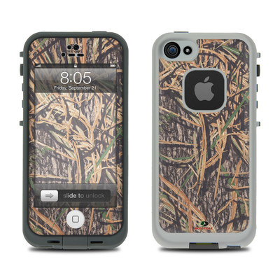 Lifeproof iPhone 5 Case Skin - New Shadow Grass