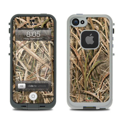 Lifeproof iPhone 5 Case Skin - Shadow Grass Blades