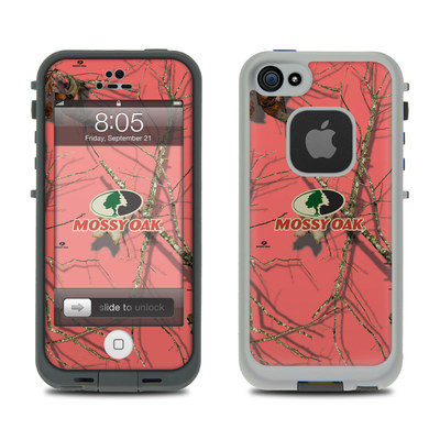 Lifeproof iPhone 5 Case Skin - Break-Up Lifestyles Salmon