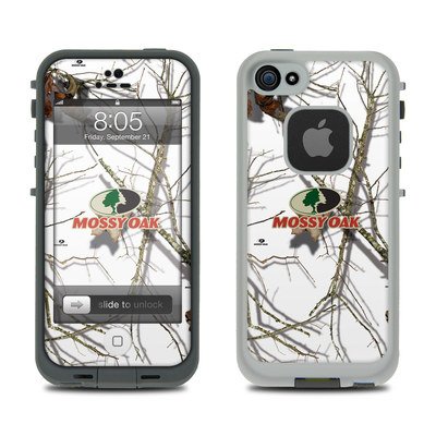 Lifeproof iPhone 5 Case Skin - Break-Up Lifestyles Snow Drift