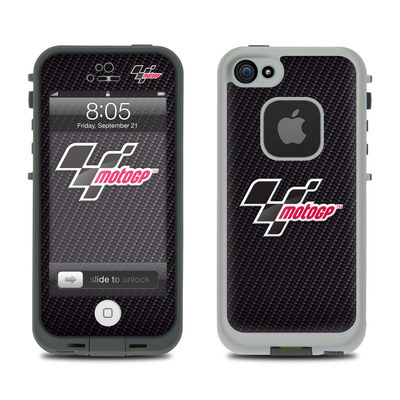 Lifeproof iPhone 5 Case Skin - MotoGP Carbon Logo