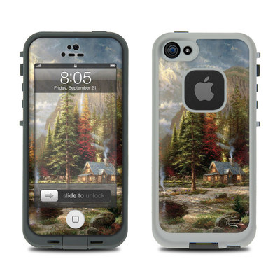 Lifeproof iPhone 5 Case Skin - Mountain Majesty