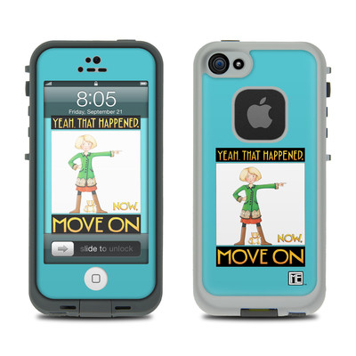Lifeproof iPhone 5 Case Skin - Move On