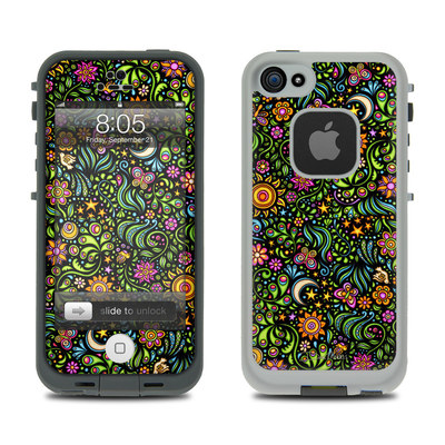 Lifeproof iPhone 5 Case Skin - Nature Ditzy