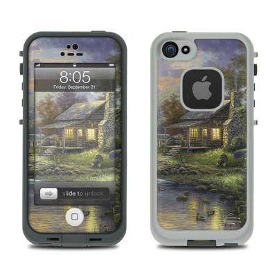 Lifeproof iPhone 5 Case Skin - Natures Paradise