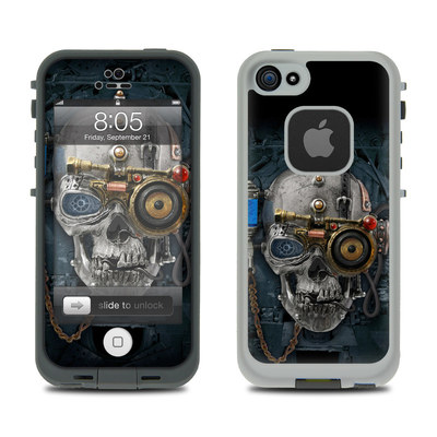 Lifeproof iPhone 5 Case Skin - Necronaut