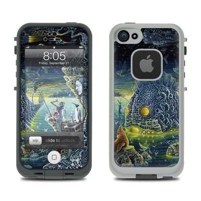 Lifeproof iPhone 5 Case Skin - Night Trawlers
