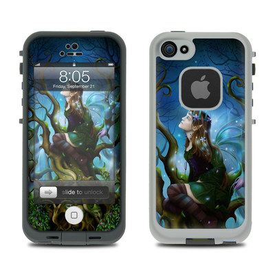 Lifeproof iPhone 5 Case Skin - Nightshade Fairy