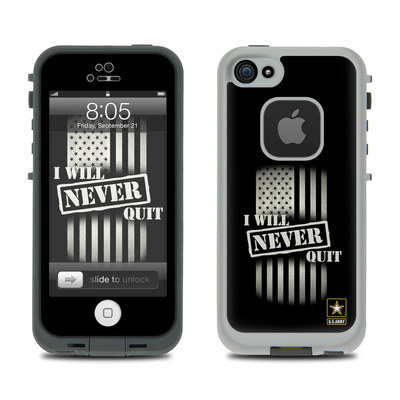 Lifeproof iPhone 5 Case Skin - Never Quit