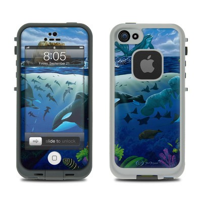Lifeproof iPhone 5 Case Skin - Oceans For Youth