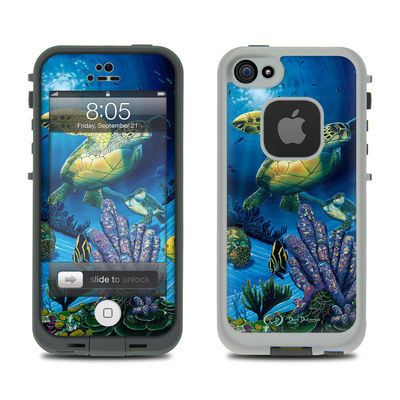 Lifeproof iPhone 5 Case Skin - Ocean Fest