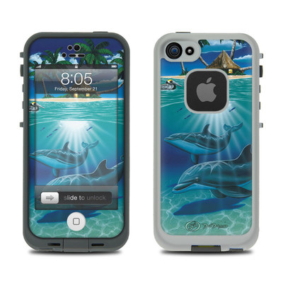 Lifeproof iPhone 5 Case Skin - Ocean Serenity