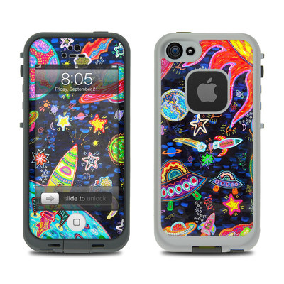 Lifeproof iPhone 5 Case Skin - Out to Space