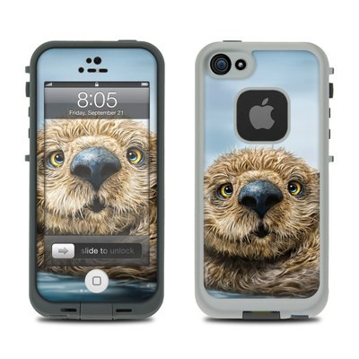 Lifeproof iPhone 5 Case Skin - Otter Totem