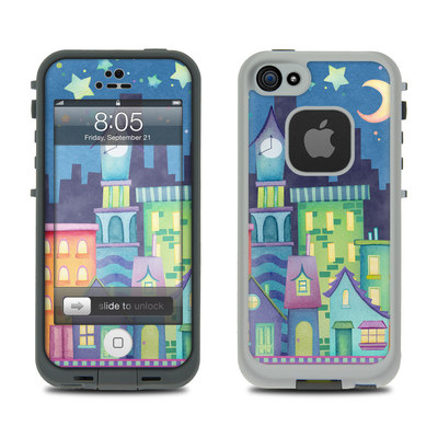 Lifeproof iPhone 5 Case Skin - Our Town