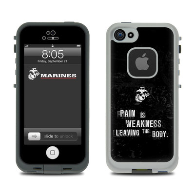 Lifeproof iPhone 5 Case Skin - Pain