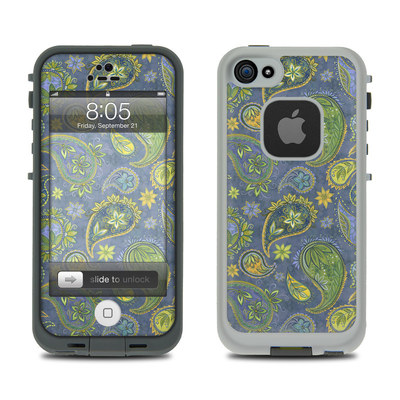 Lifeproof iPhone 5 Case Skin - Pallavi Paisley