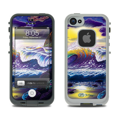 Lifeproof iPhone 5 Case Skin - Passion Fin