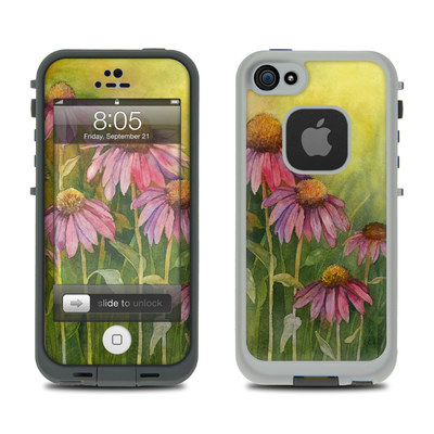 Lifeproof iPhone 5 Case Skin - Prairie Coneflower