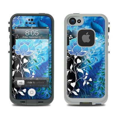 Lifeproof iPhone 5 Case Skin - Peacock Sky