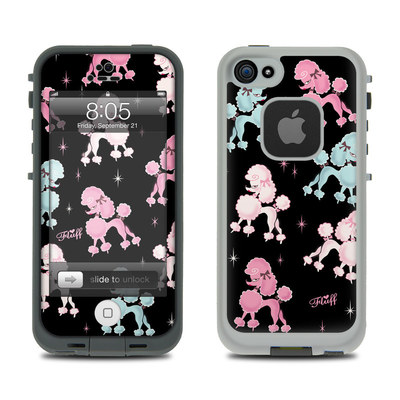 Lifeproof iPhone 5 Case Skin - Poodlerama